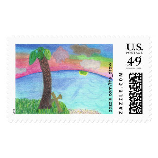 The Greater Shore Inspirational Postage Stamps