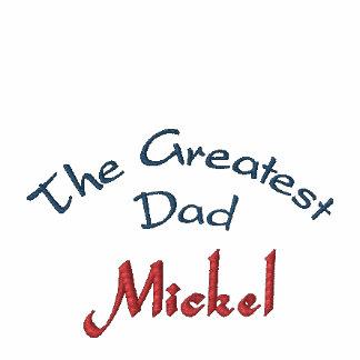 The Greatest Dad, Mickel-Sweatshirt