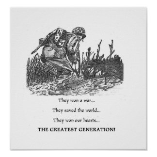 the greatest generation poster