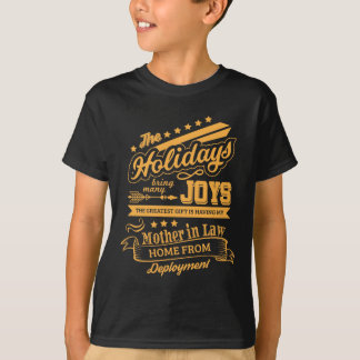The Greatest Gift Is Having My Mother In Law Home T-Shirt