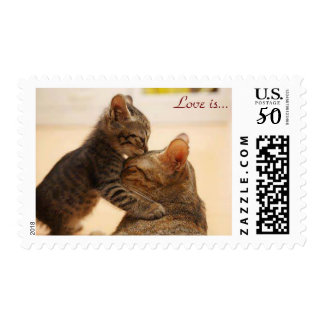 """""""The Greatest of These is Love"""" Postage"""
