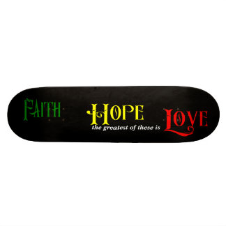The Greatest of These Skate Boards