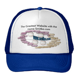 The greatest website with the name smitbo.com trucker hat