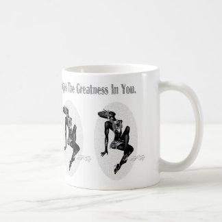The Greatness In me. Coffee Mug
