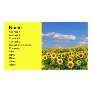The_Greatness_of_Nature_(5) Double-Sided Standard Business Cards (Pack Of 100)