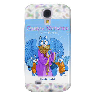 The Grebsa Network: Snow Puppies Galaxy S4 Cover