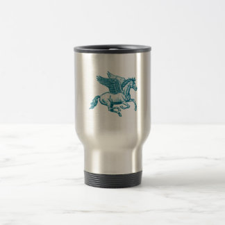The Greek Myth Travel Mug