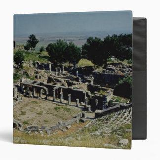 The Greek theatre Binder