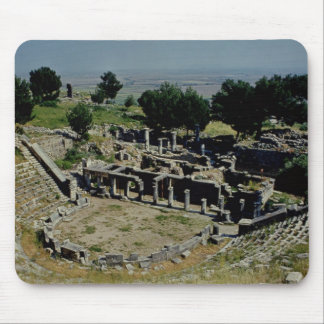 The Greek theatre Mouse Pad