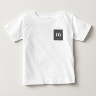 """The Greel"" branded kids shirt"