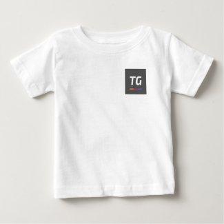 """The Greel"" branded kids shirt"