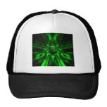 The Green Alien Mesh Hats