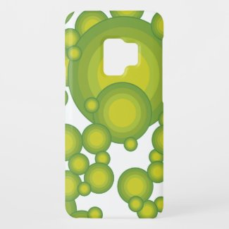 The Green blisters Case-Mate Samsung Galaxy S9 Case