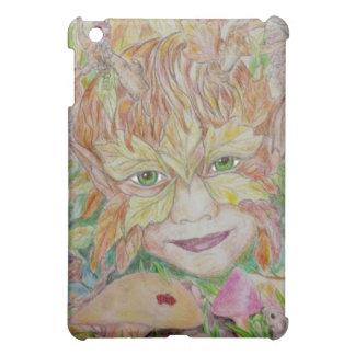 The Green Child iPad Mini Cover