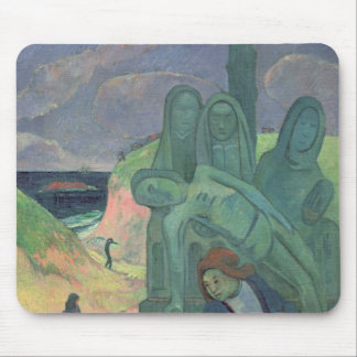 The Green Christ  1889 Mouse Pad
