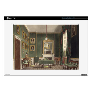 "The Green Closet, Buckingham House, from 'The Hist 15"" Laptop Skins"