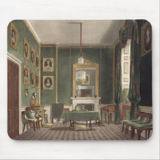 The Green Closet, Buckingham House, from 'The Hist Mouse Pad