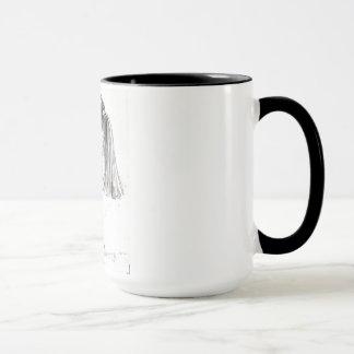 The Green Corsage Mug