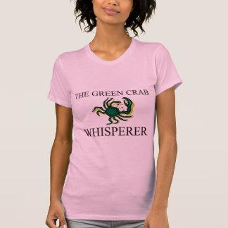 The Green Crab Whisperer T-Shirt