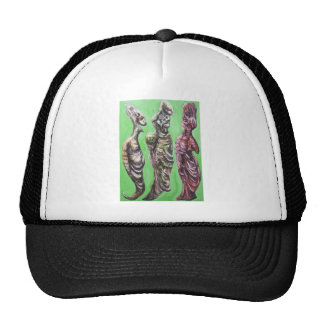 The Green Dialogue (Plato, Socrates and his wife) Trucker Hat