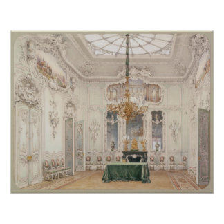 The Green Dining Room Print