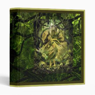 The Green Fairy Binder