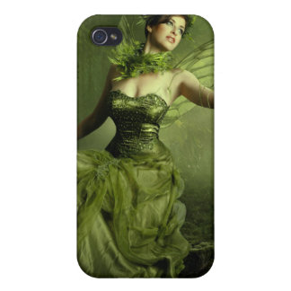 The Green Fairy Cases For iPhone 4
