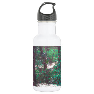 The Green Fairy Woods Water Bottle
