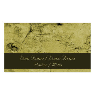 The Green finery Business Cards