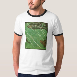 THE GREEN FISH SHIRT