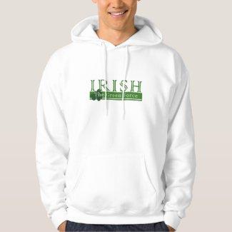 The Green Force Hooded Sweatshirt