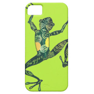 the Green Gecko iPhone SE/5/5s Case