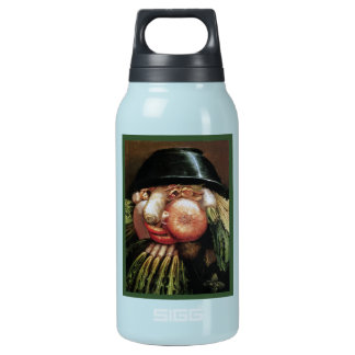 The Green Grocer - Giuseppe Arcimboldo Insulated Water Bottle