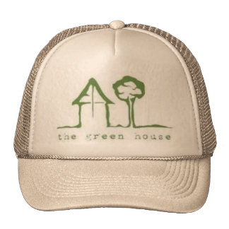 The Green House Hat
