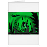 the-green-lagoon greeting cards