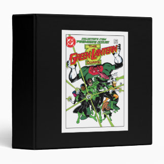 The Green Lantern Corps 3 Ring Binder