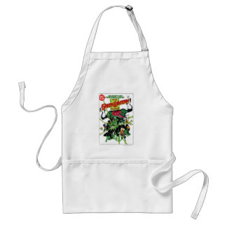 The Green Lantern Corps Adult Apron