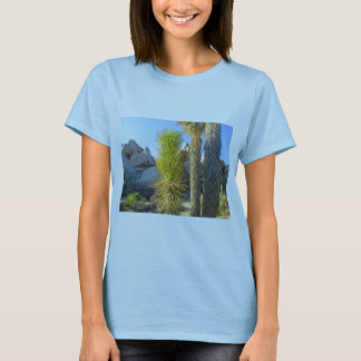 The Green Leaves Of A Joshua Tree T-Shirt