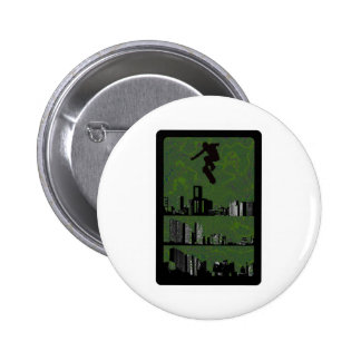 the green light 2 inch round button
