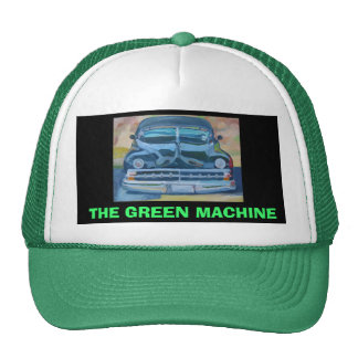 THE GREEN MACHINE - HAT