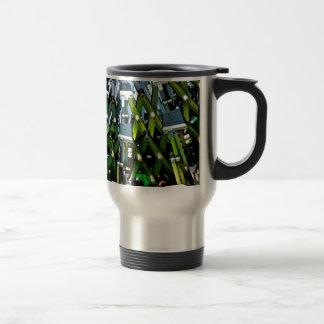 The Green Machine Travel Mug