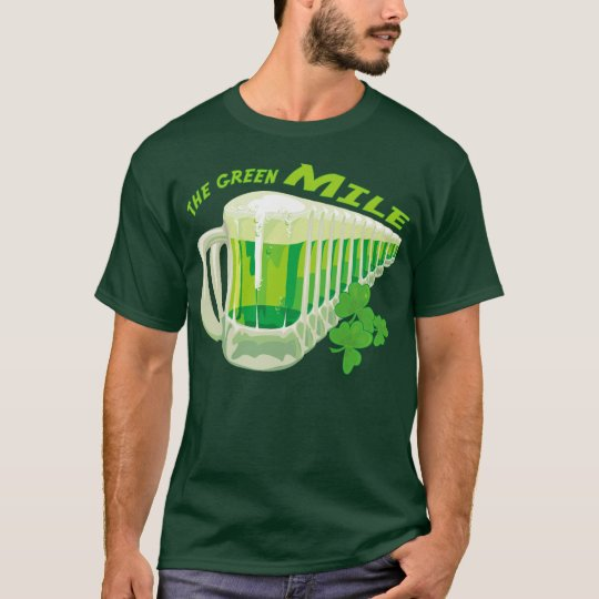 The green mile t shirt for Miles t shirt shop