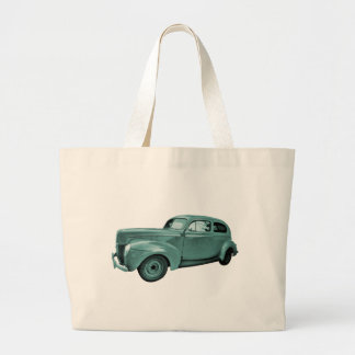 the green monster tote bags