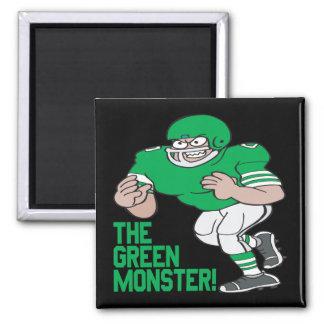 The Green Monster Magnet