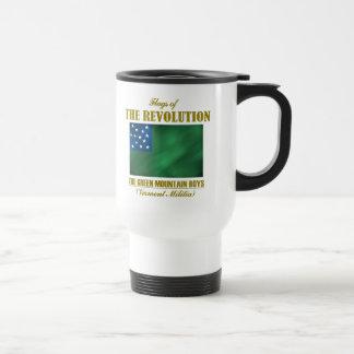 The Green Mountain Boys Travel Mug