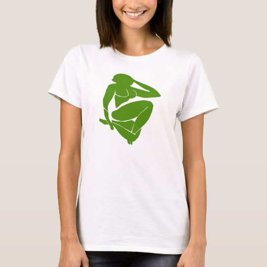 The Green Nude T-Shirt