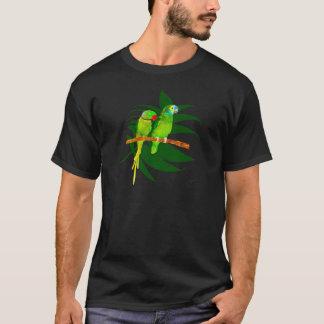 The Green Parrots apparel T-Shirt