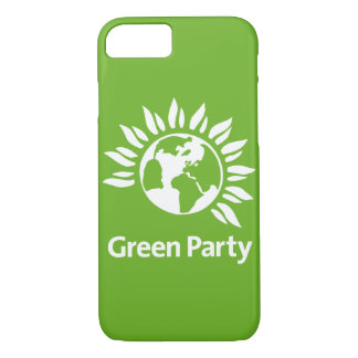 The Green Party England and Wales iPhone 7 Case