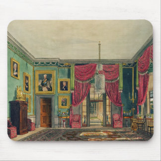 The Green Pavilion, Frogmore House, from 'The Hist Mouse Pad