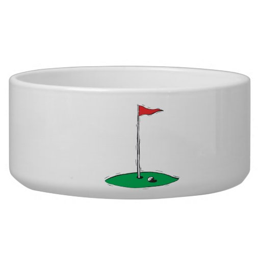 The Green Dog Bowl